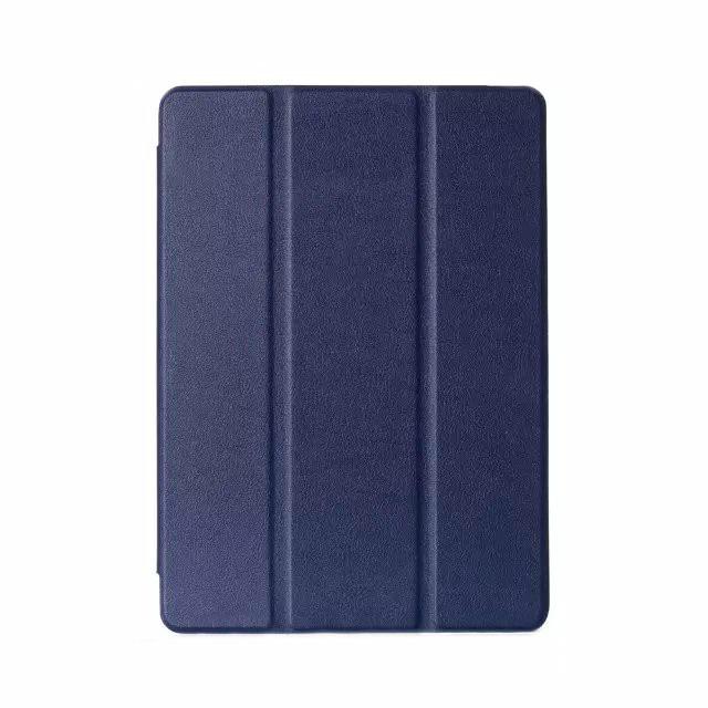 Кожаный чехол SmartLeather + TPU для iPad mini 4 Синий