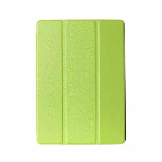 Кожаный чехол SmartLeather + TPU для iPad mini 4 Салатовый