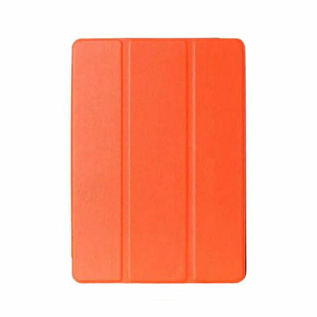Кожаный чехол SmartLeather + TPU для iPad mini 4 Оранжевый
