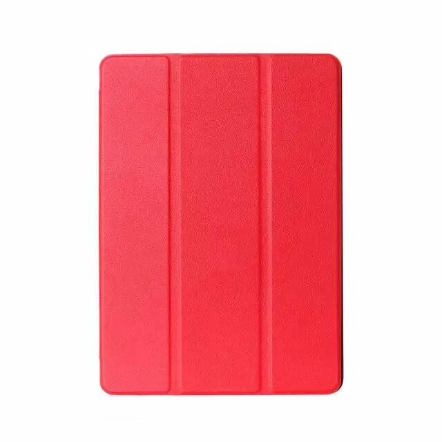 Кожаный чехол SmartLeather + TPU для iPad mini 4 Красный