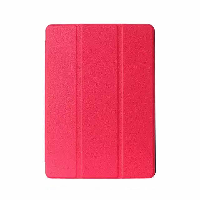 Кожаный чехол SmartLeather + TPU для iPad mini 4 Розовый