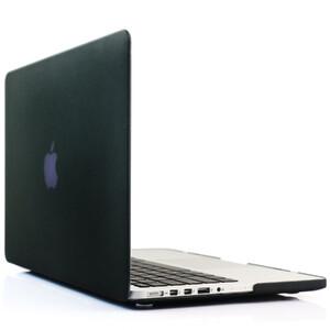 """Купить Черный пластиковый чехол Soft Touch для MacBook Pro 15"""" Retina"""
