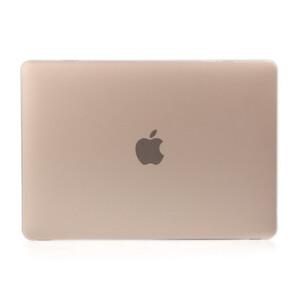 """Купить Прозрачный пластиковый чехол Soft Touch для MacBook 12"""""""