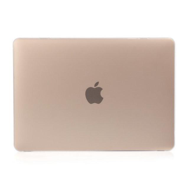 """Прозрачный пластиковый чехол Soft Touch для MacBook 12"""""""
