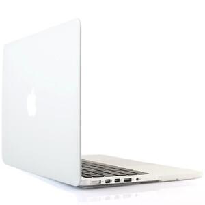 """Купить Прозрачный пластиковый чехол Soft Touch для MacBook Pro 15"""" Retina"""
