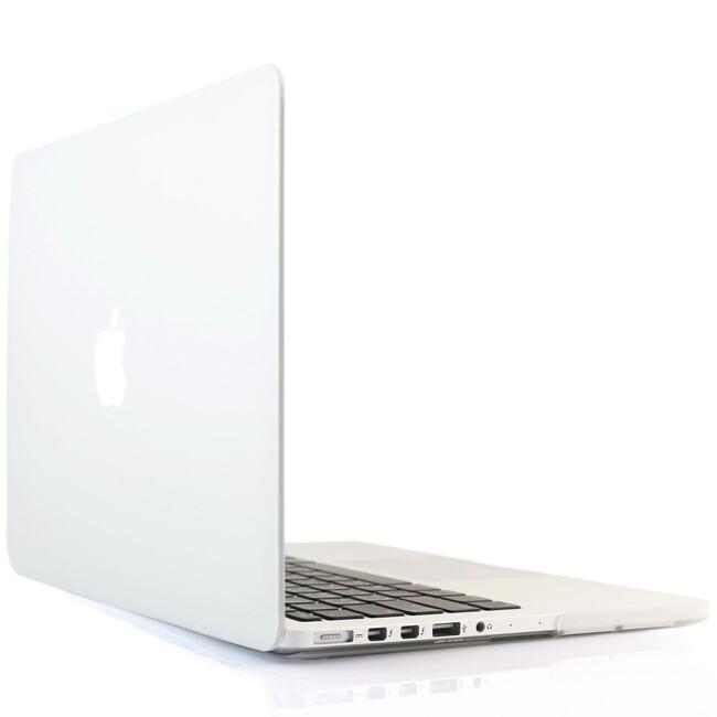 """Прозрачный пластиковый чехол Soft Touch для MacBook Pro 15"""" Retina"""