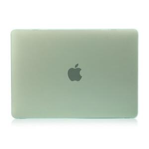 """Купить Салатовый пластиковый чехол Soft Touch для MacBook 12"""""""