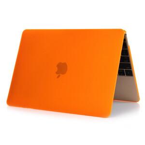 """Купить Оранжевый пластиковый чехол Soft Touch для MacBook Air 11"""""""