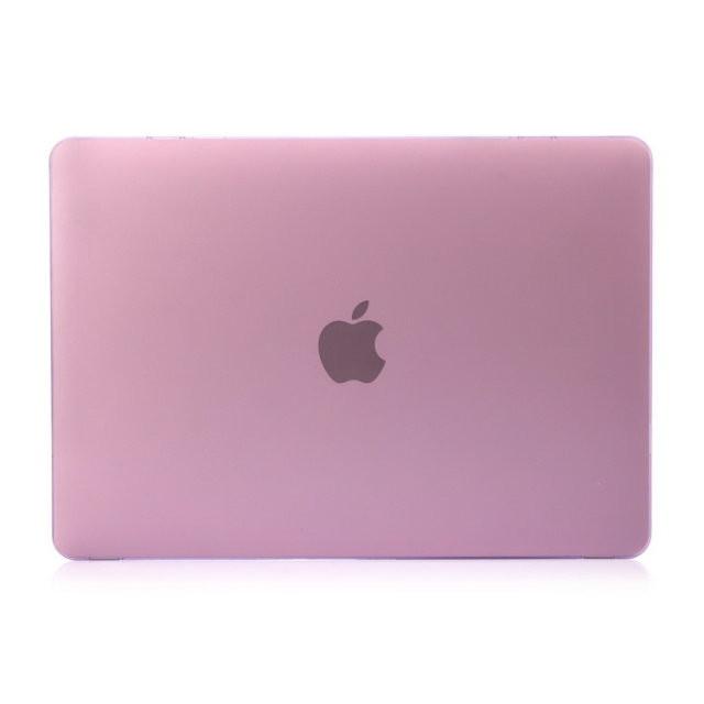 """Фиолетовый пластиковый чехол Soft Touch для MacBook 12"""""""