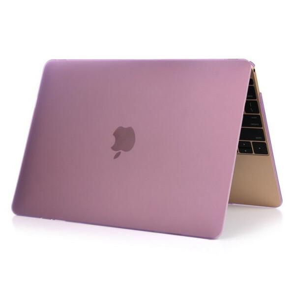 """Фиолетовый пластиковый чехол iLoungeMax Soft Touch для MacBook Air 11"""""""