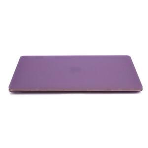 """Купить Фиолетовый пластиковый чехол Soft Touch для MacBook Air 13"""""""