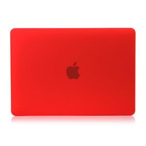 """Купить Красный пластиковый чехол Soft Touch для MacBook Pro 13"""" Retina"""