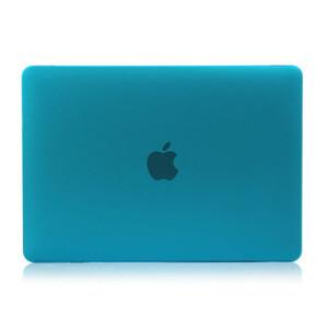 """Купить Синий пластиковый чехол Soft Touch для MacBook Pro 13"""" Retina"""
