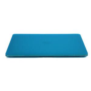 """Купить Синий пластиковый чехол Soft Touch для MacBook Air 13"""""""