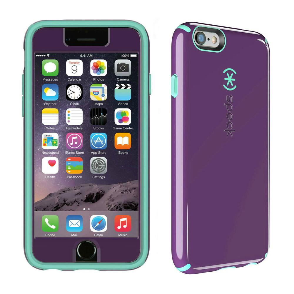 Чехол Speck CandyShell + Faceplate Acai Purple для iPhone 6/6s