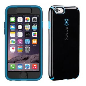 Купить Чехол Speck CandyShell + Faceplate Black/Jay Blue для iPhone 6/6s
