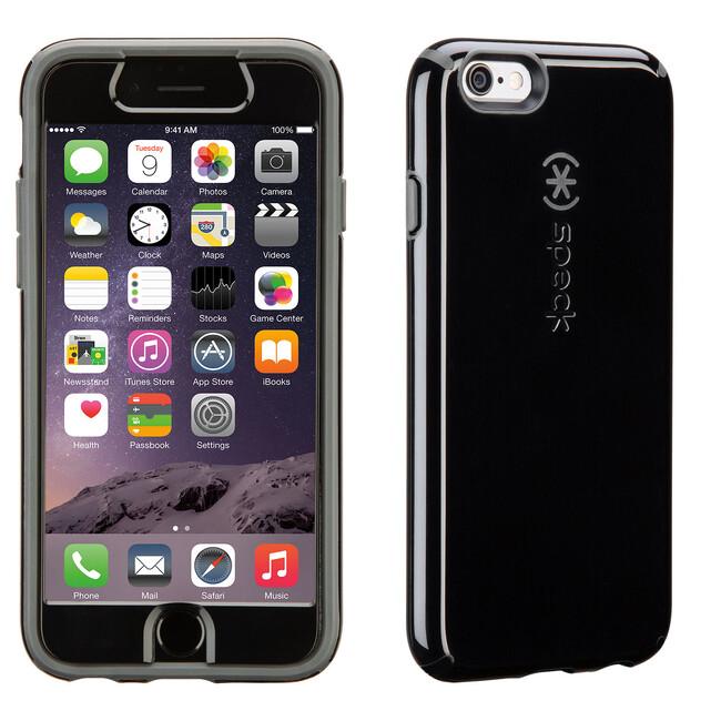 Чехол Speck CandyShell + Faceplate Black для iPhone 6/6s