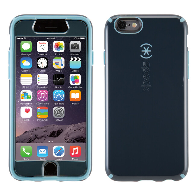 Чехол Speck CandyShell + Faceplate Charcoal Grey для iPhone 6/6s