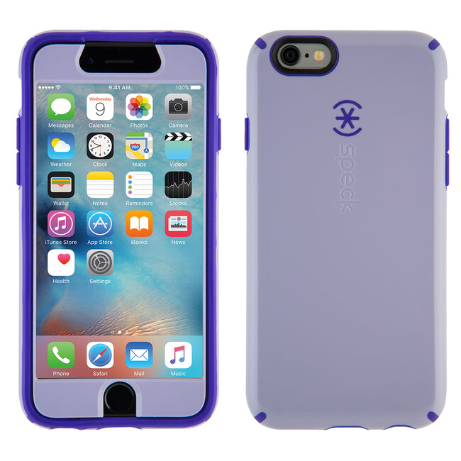 Чехол Speck CandyShell + Faceplate Heather Purple для iPhone 6/6s