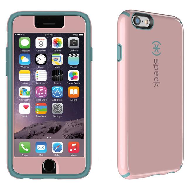 Чехол Speck CandyShell + Faceplate Quartz Pink для iPhone 6/6s