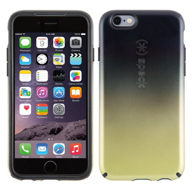 Чехол Speck CandyShell Inked Luxury Edition Golden Ombre для iPhone 6/6s