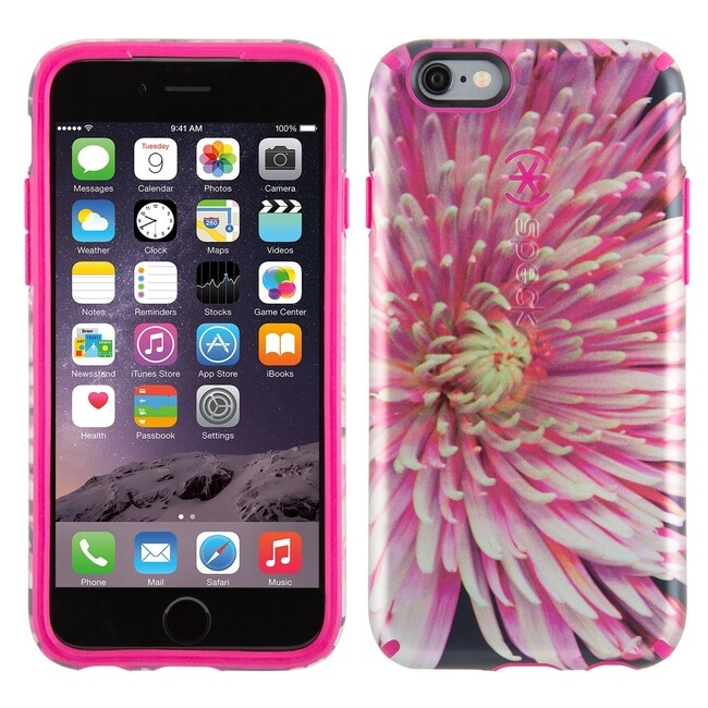 Чехол Speck CandyShell Inked Luxury Edition Hypnotic Bloom для iPhone 6/6s