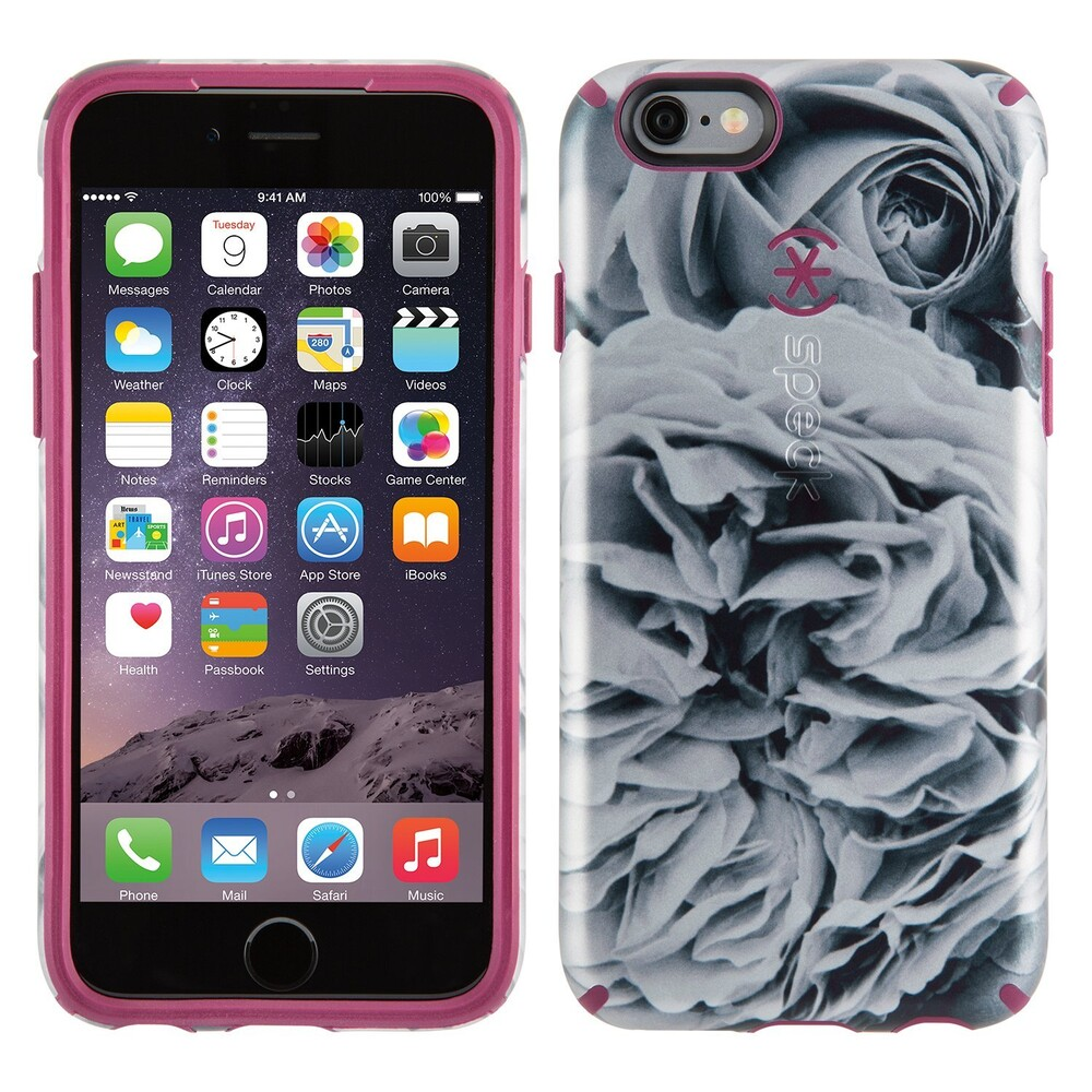 Чехол Speck CandyShell Inked Luxury Edition Shimmering Rose для iPhone 6/6s