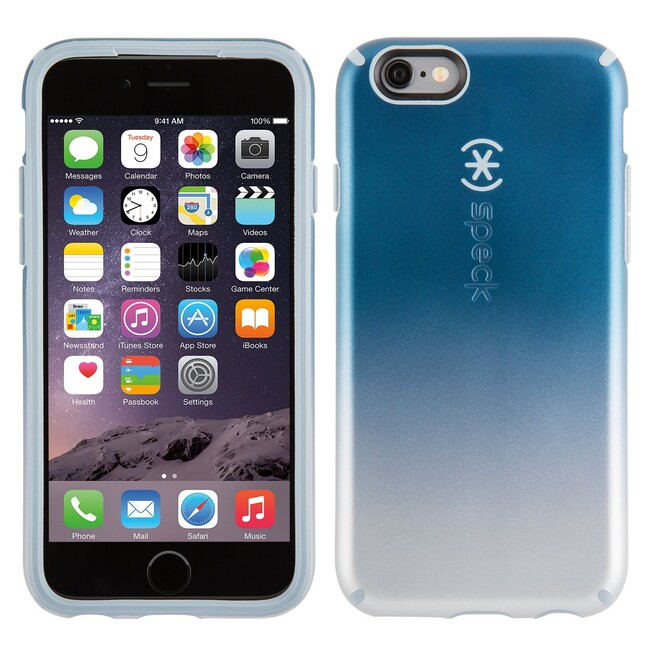Чехол Speck CandyShell Inked Luxury Edition Silver Ombre для iPhone 6/6s