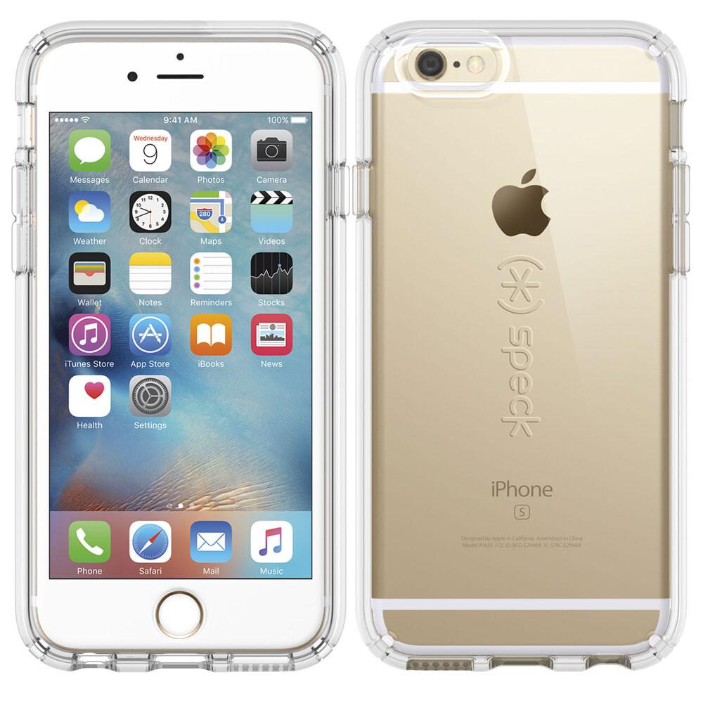 Прозрачный чехол Speck CandyShell Clear  для iPhone 6 Plus/6s Plus