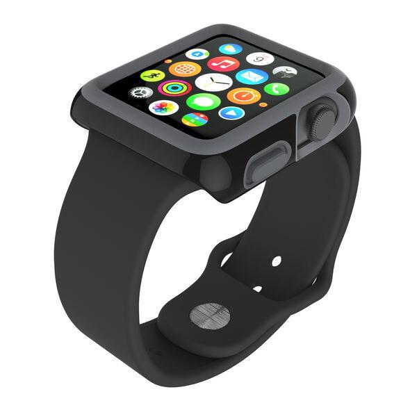 Чехол Speck CandyShell Fit Black для Apple Watch Series 1/2/3 38mm