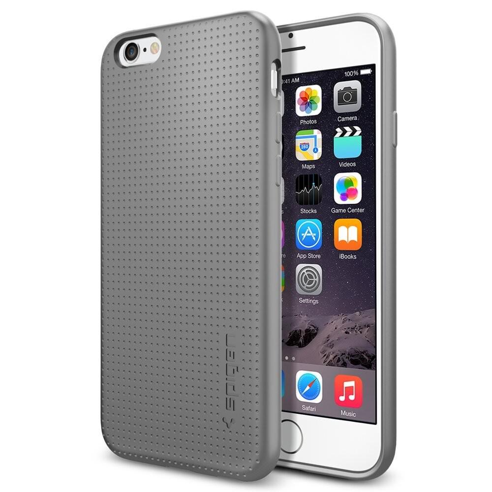Чехол Spigen Capsule Gray для iPhone 6/6s