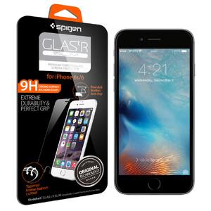 Купить Защитное стекло Spigen GLAS.tR SLIM для iPhone 6/6s