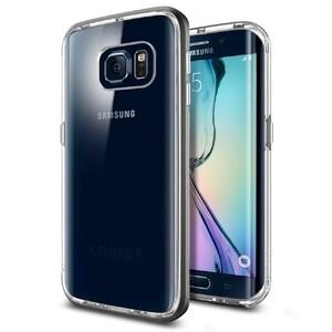 Купить Чехол Spigen Neo Hybrid CC Gunmetal для Samsung Galaxy S6 Edge