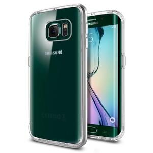 Купить Чехол Spigen Neo Hybrid CC Satin Silver для Samsung Galaxy S6 Edge