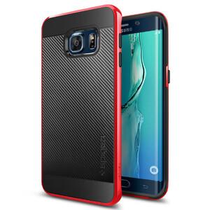 Купить Чехол Spigen Neo Hybrid Carbon Dante Red для Samsung Galaxy S6 Edge+