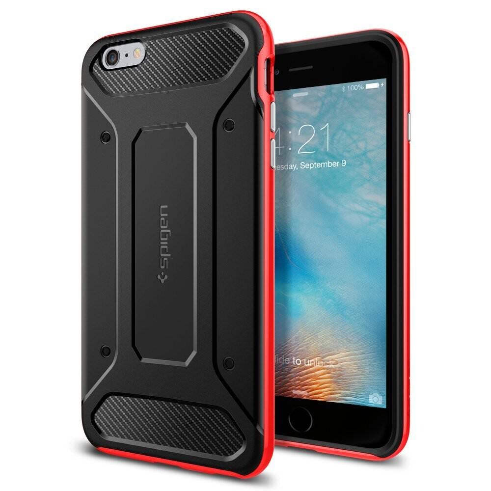 Чехол Spigen Neo Hybrid Carbon Dante Red для iPhone 6 Plus/6s Plus