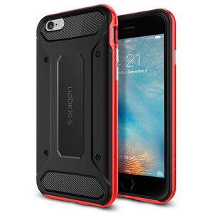 Купить Чехол Spigen Neo Hybrid Carbon Dante Red для iPhone 6/6s