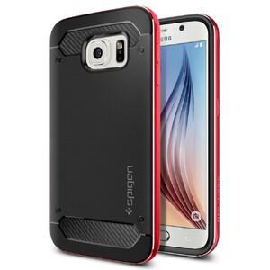 Купить Чехол Spigen Neo Hybrid Metal Red для Samsung Galaxy S6