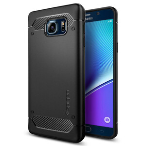 Купить Чехол Spigen Rugged Armor для Samsung Galaxy Note 5
