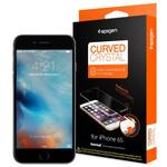 Защитная пленка Spigen Curved Crystal для iPhone 6/6s