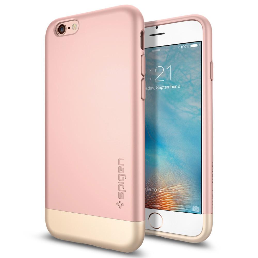Чехол Spigen Style Armor Rose Gold для iPhone 6/6s