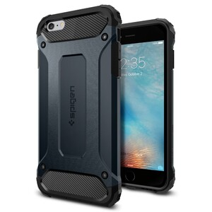 Купить Чехол Spigen Tough Armor Tech Metal Slate для iPhone 6 Plus/6s Plus