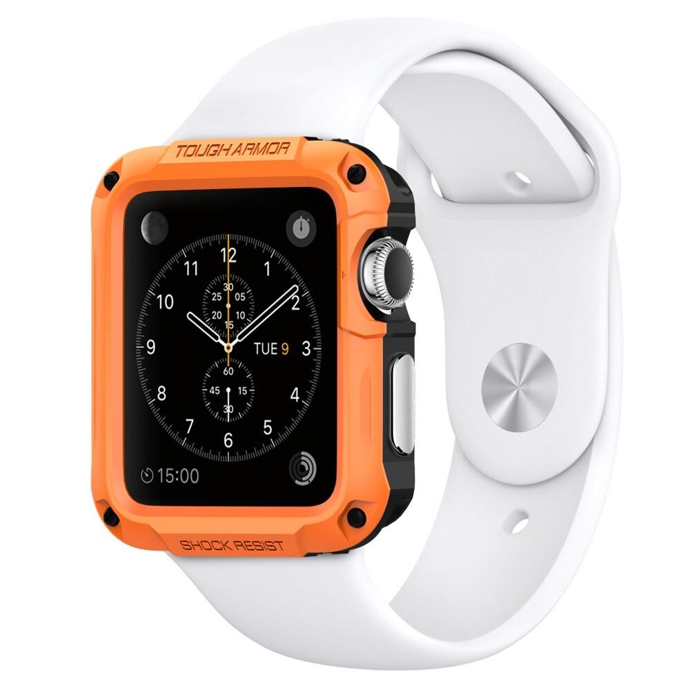 Чехол Spigen Tough Armor Tangerine Tango для Apple Watch Series 1/2/3 42mm