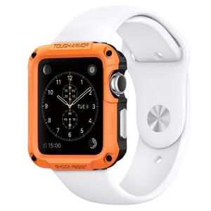 Купить Чехол Spigen Tough Armor Tangerine Tango для Apple Watch Series 1 & 2 42mm