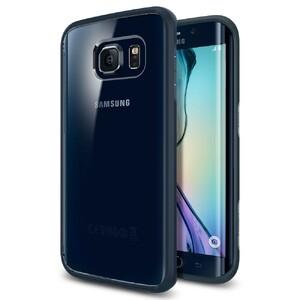 Купить Чехол Spigen Ultra Hybrid Metal Slate для Samsung Galaxy S6 Edge