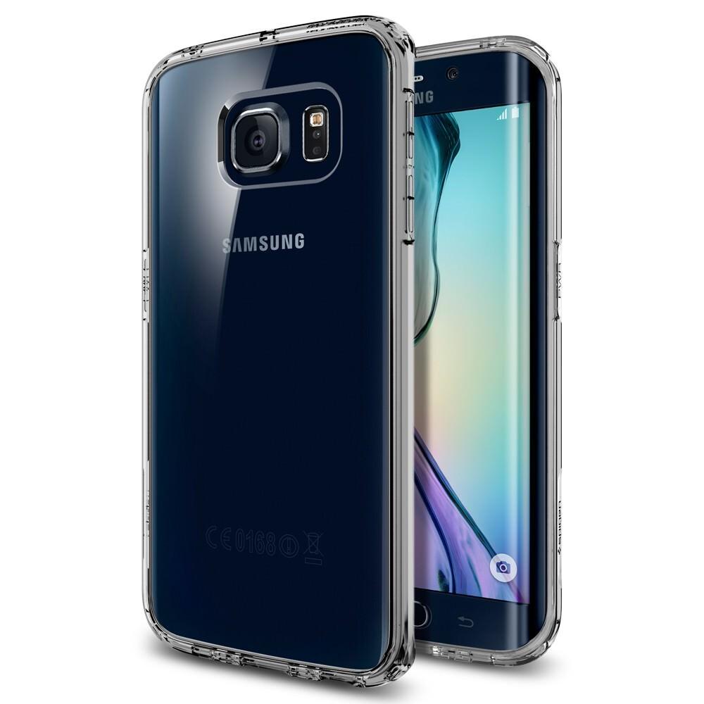 Чехол Spigen Ultra Hybrid Space Crystal для Samsung Galaxy S6 Edge