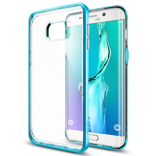 Чехол Spigen Neo Hybrid Crystal Blue Topaz для Samsung Galaxy S6 Edge+