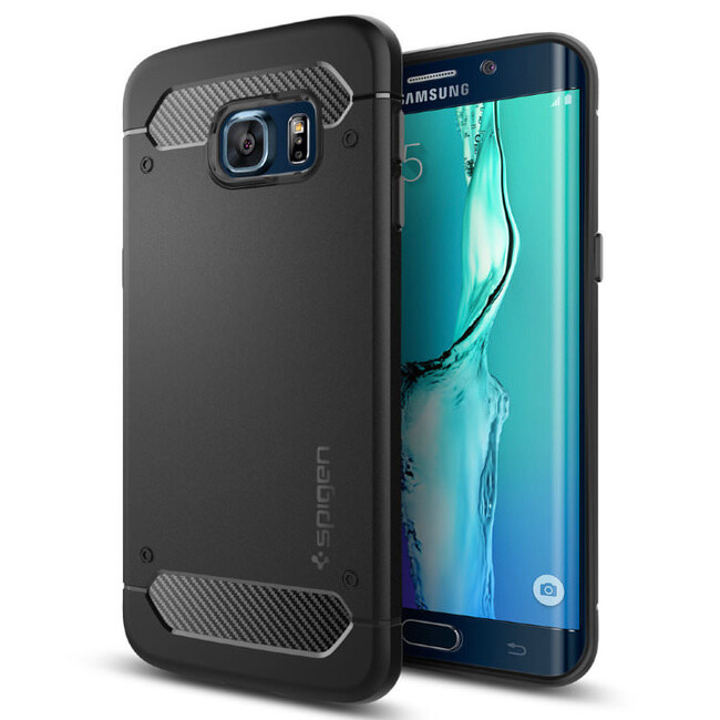 Чехол Spigen Rugged Armor для Samsung Galaxy S6 Edge+