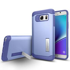 Купить Чехол Spigen Slim Armor Violet для Samsung Galaxy Note 5