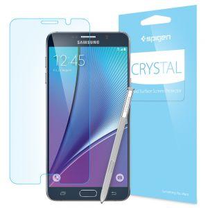 Купить Защитная пленка Spigen Crystal 3x для Samsung Galaxy Note 5